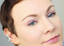 Тени Illamasqua Powder Eye Shadow в оттенках Jubilance и Ritual – отзыв, макияжи и свотчи