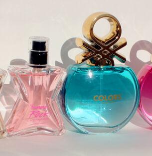 Мои летние парфюмы: Colors by United Colors Of Benetton и Shakira Summer Rock