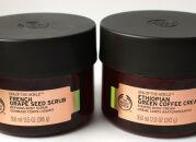 Крем и скраб для тела The Body Shop Spa of the World для упругости кожи – отличные новинки