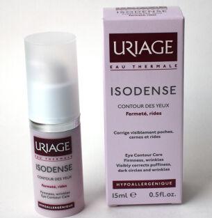 Крем для кожи вокруг глаз Uriage Isodense – хороший антивозрастной уход