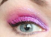 Пять макияжей с тенями ColourPop: макияж третий