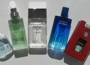 Мужские парфюмы: Dior, Cerruti, Davidoff, Victorinox, Azzaro