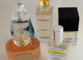Обзор моих парфюмов: Loewe, Kenzo, L'Occitane, Demeter, Carner Barcelona