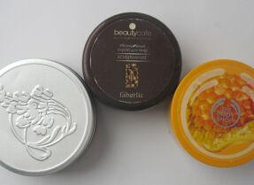 Тесты скрабов для тела: The Body Shop, Faberlic, Stenders