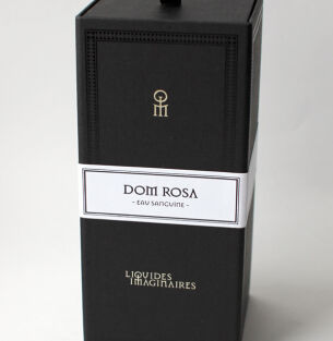 Аромат Liquides Imaginaires Dom Rosa — любовь с первого вдоха