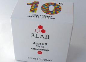 Компактный ВВ-крем Aqua BB SPF 40, 3LAB