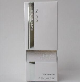Сыворотка для зоны шеи и декольте Stem Cell  Radiant Elixir, Swisscode