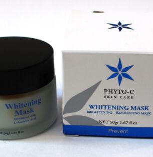 Отбеливающая маска Phyto-C Whitening Mask — очень непонятная вещь