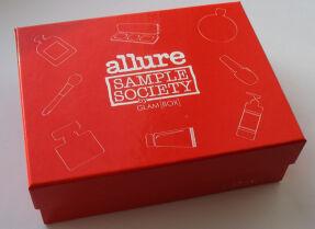 Ноябрьская коробочка Allure Sample Society by GlamBox