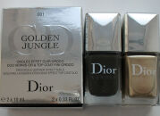 Осенний кракелюр Dior Golden Jungle