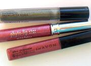 Тесты блесков для губ: Sisley, Avon, M.A.C.