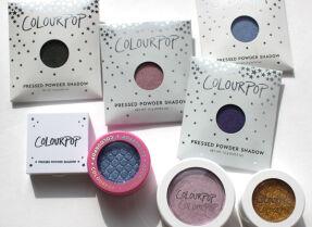 Моя посылка от ColourPop: новые яркие тени и хайлайтер