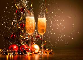 Новогоднее и организационное