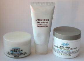 Тесты очищающих масок: Skin79, Shiseido, Kiehl's