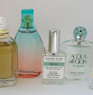 Мои парфюмы ранней осени: Balenciaga, Jo Malone, Demeter, Giorgio Armani
