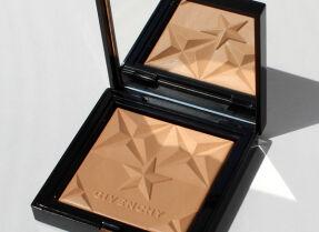 Летняя пудра Givenchy Poudre Bonne Mine Healthy Glow Powder – отзыв и макияж