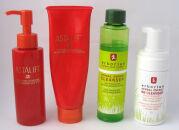 Средства для двухступенчатого очищения лица Astalift и Erborian