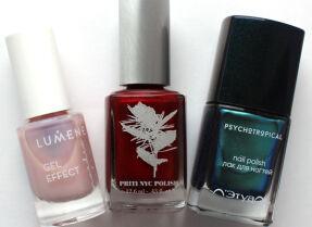 Мои лаки для ногтей: Lumene, Priti NYC, Л'Этуаль
