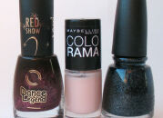 Мои лаки для ногтей: Dance Legend, Maybelline, China Glaze