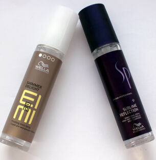 Спреи для блеска Wella Professionals Shimmer Delight и System Professional Sublime Reflection: счастье для окрашенных волос
