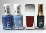 Мои лаки для ногтей: Essie, Givenchy, L'Oreal