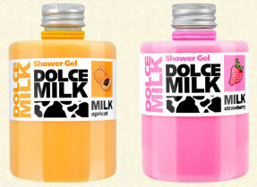 Гели для душа Dolce Milk