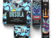Макияжи с коллекцией ColourPop Disney Villains: Ursula