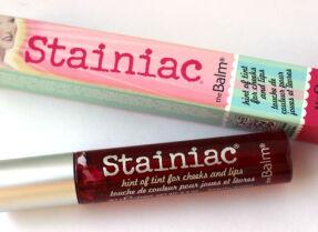 Стейн theBalm Stainiac – возможно, лучший в мире
