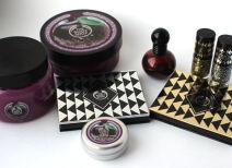 Рождественские коллекции The Body Shop и L'Occitane