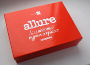 Сентябрьская коробочка: GlamBox + Allure