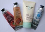 Тесты кремов для рук: The Body Shop, June Jacobs, L'Occitane