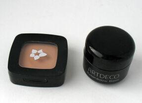 Тесты баз под тени: Artdeco и Л'Этуаль