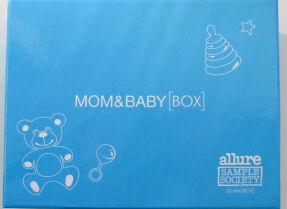 Лимитированная коробочка GlamBox: Mom&Baby Box