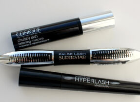 Тесты туши: Clinique, L'Oreal, Smashbox