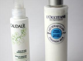 Средства для снятия макияжа L'Occitane и Caudalie: большое разочарование
