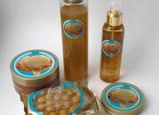 Серия средств для тела Wild Argan Oil, The Body Shop