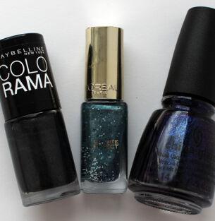 Мои лаки для ногтей: Maybelline, L'Oreal, China Glaze