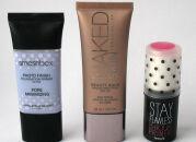 Тесты основ под макияж: Urban Decay, Benefit, Smashbox