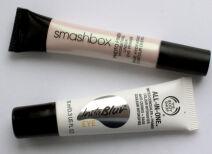 Два необычных продукта для глаз: Smashbox Photo Finish Hydrating Under Eye Primer и The Body Shop All-in-One Tinted Concealer + Primer Instablur Eye