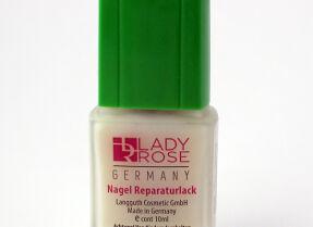 Укрепляющее средство для слоящихся ногтей Lady Rose Nagel Reparaturlack — мой маст-хэв