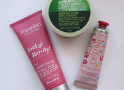 Тесты кремов для рук: The Body Shop, Stenders, L'Occitane