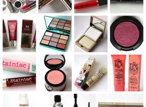 Косметические открытия года: макияж