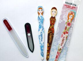 Тесты пилок для ногтей: Avon, Л'Этуаль, Solomeya