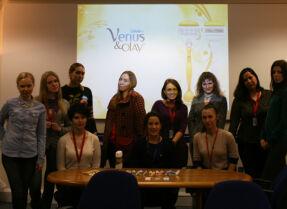 Пресс-тур с Gillette Venus