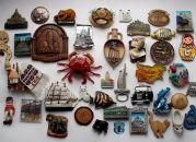 Моя коллекция магнитов: вспоминая путешествия
