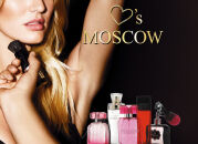 Открытие первого магазина Victoria's Secret в Москве