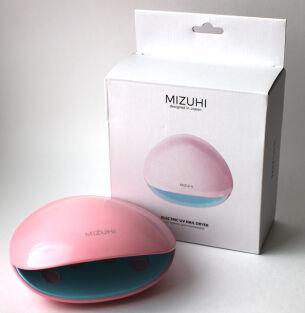 Лампа для  гелевого маникюра Mizuhi — удобно, компактно и просто красиво