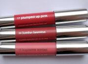 Три новых оттенка Chubby Stick Moisturizing Lip Colour Balm, Clinique