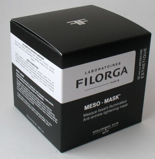 Легендарная маска Filorga Meso-Mask – мой отзыв