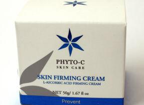 Мой актуальный уход: крем Phyto-C Skin Firming Cream